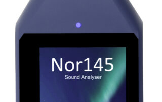 Nor145 Schallmessgerät